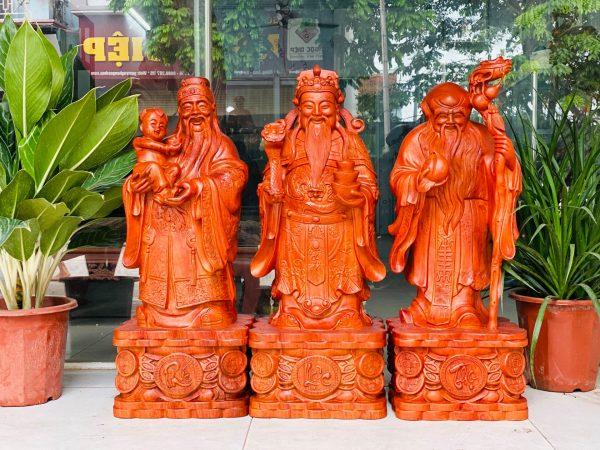 Tượng Tam Da Hương Dá Mẫu Mới Cao 80cm 1 600x450